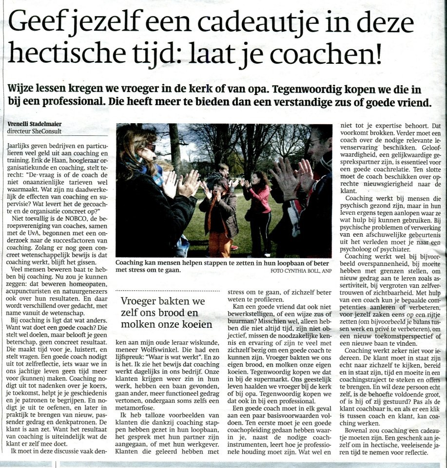 trouw 14-01-2012 podium p22